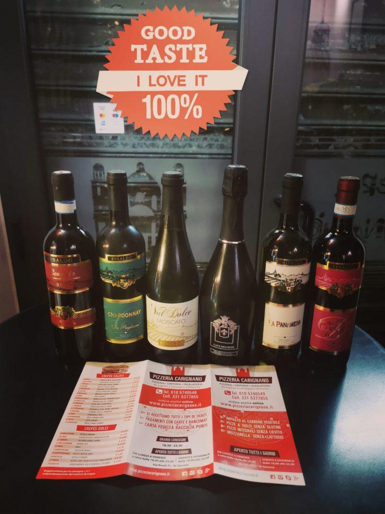 Promozione lancio vini delle Langhe