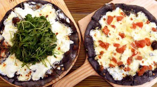 Pizza Nera Genova